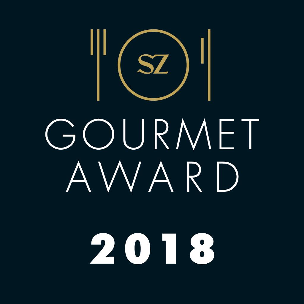 SZ Gourmet Award 2018